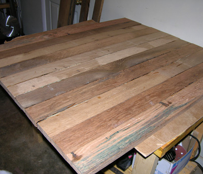 Rough Table Top